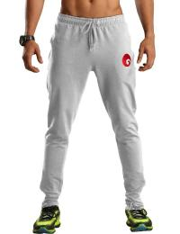 Discover Omtex Cotton Track Pant - Grey sporting product Online in Mumbai - Sportobuddy.com