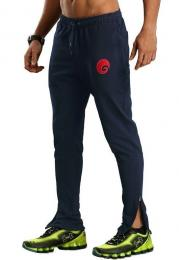 Discover Omtex Cotton Track Pant - Blue sporting product Online in Mumbai - Sportobuddy.com