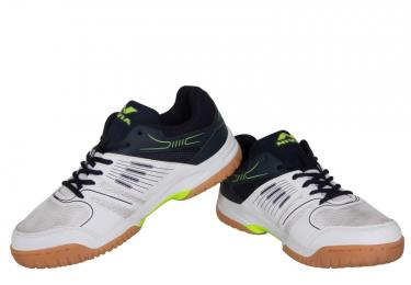Discover Nivia 147NB Gel Verdict Badminton Shoes - White sporting product Online in Mumbai - Sportobuddy.com