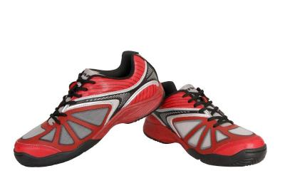 Discover Nivia 209RB Ray Tennins shoes - Red sporting product Online in Mumbai - Sportobuddy.com