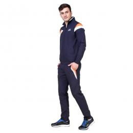 Discover Nivia 2406 Tracksuit - Navy Blue sporting product Online in Mumbai - Sportobuddy.com