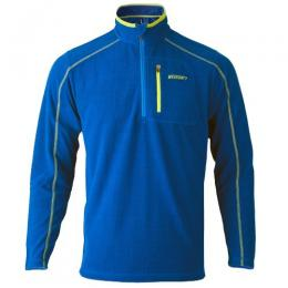 Discover Wildcraft Pullover Men's Jacket - Blue sporting product Online in Mumbai - Sportobuddy.com