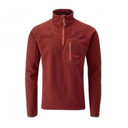 Discover Rab Eclipse Pull-on Long Sleeve T-Shirt - Rust sporting product Online in Mumbai - Sportobuddy.com