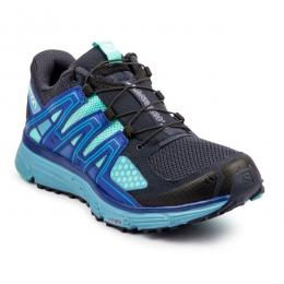 Discover Salomon X Mission 3 W Shoes - Sky Blue sporting product Online in Mumbai - Sportobuddy.com
