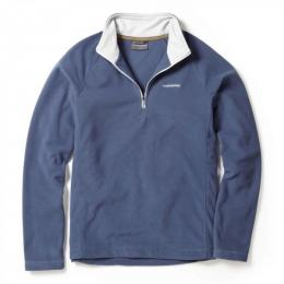 Discover Craghoppers Selby Half Zip Jacket - Blue sporting product Online in Mumbai - Sportobuddy.com