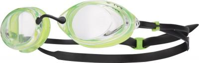 Discover TYR Tracer Racing Swimming Goggle - Transparent/Green sporting product Online in Mumbai - Sportobuddy.com