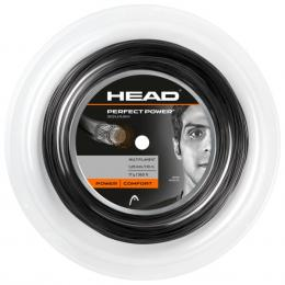Discover Head Perfect Power Squash Reel 17L - Black sporting product Online in Mumbai - Sportobuddy.com