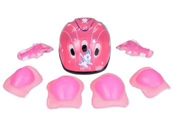 Discover Strauss 4 in 1 Protective Kit Junior 7 Pcs   sporting product Online in Mumbai - Sportobuddy.com