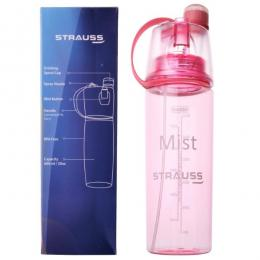 Discover Strauss Water Mist Spray Bottle - Pink sporting product Online in Mumbai - Sportobuddy.com